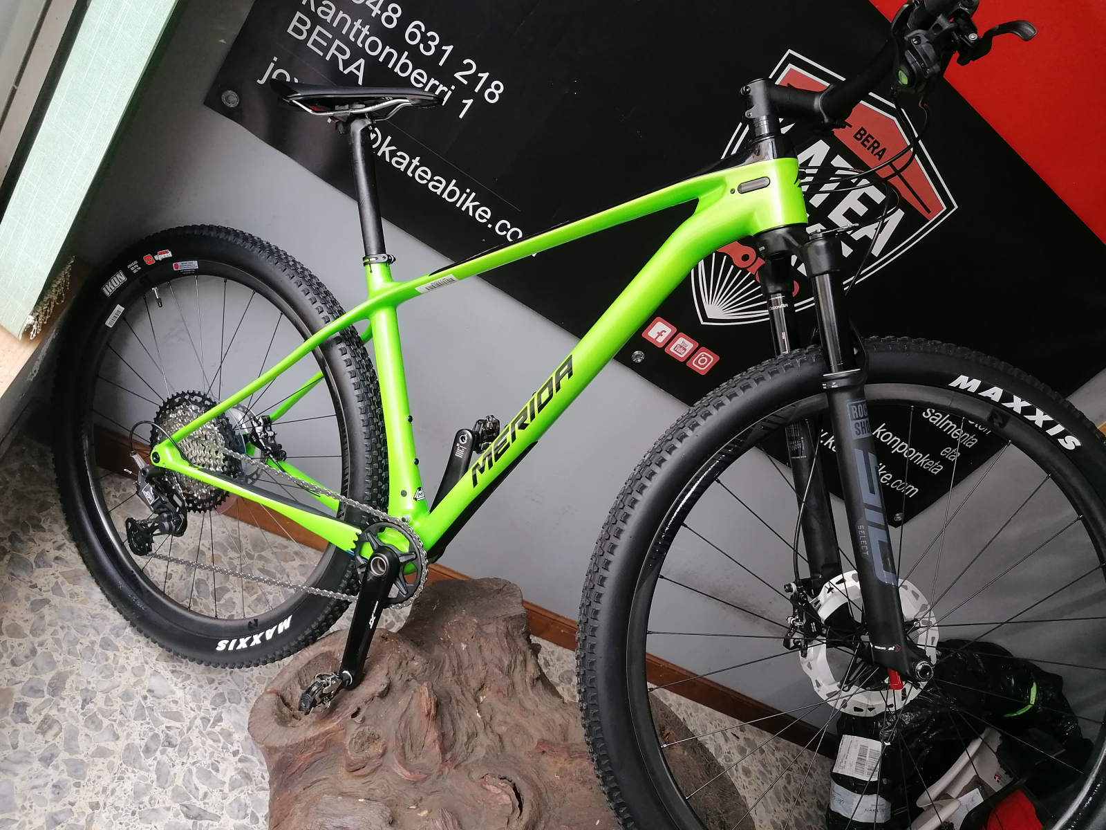 Merida Big Nine 7000